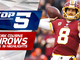 Watch: Top 5 Kirk Cousins throws | Week 16