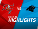 Watch: Buccaneers vs. Panthers highlights | Week 16