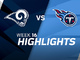 Watch: Rams vs. Titans highlights | Week 16
