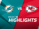 Watch: Dolphins vs. Chiefs highlights | Week 16