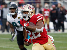Matt Breida puts 49ers' win on ice with 30-yard TD run