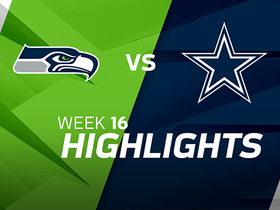 Seahawks vs. Cowboys highlights | Week 16