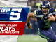 Watch: Top 5 Russell Wilson plays | Week 16