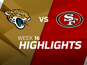 Jaguars vs. 49ers highlights | Week 16