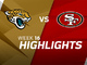Watch: Jaguars vs. 49ers highlights | Week 16