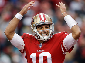 Watch all 44 points scored by 49ers vs. Jaguars