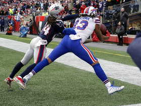 Was Kelvin Benjamin robbed of a touchdown against the Patriots?