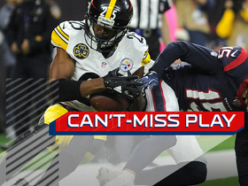 Can't-Miss Play: Clutch! Artie Burns picks off T.J. Yates on fourth down