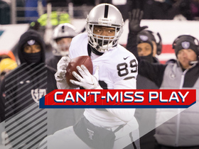 Watch: Can't-Miss Play: Amari Cooper torches Jalen Mills for 63-yard TD