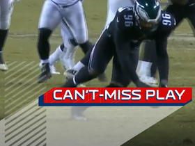 Can't-Miss Play: Barnett ices game with fumble-return TD at buzzer