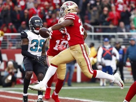 Nate Burleson on Carlos Hyde's Super Bowl prediction: 'Chill out, bro'