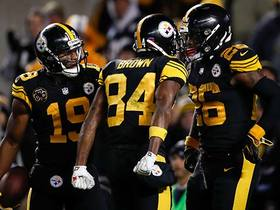 Is this the most talented Steelers' offense Big Ben has played on?