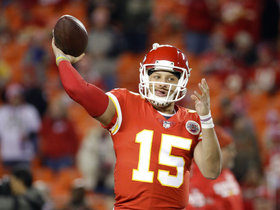 Peter Schrager: Patrick Mahomes is 'the human highlight film'