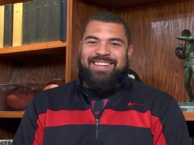 Cameron Heyward talks charity work, Patriots, Walter Payton Award
