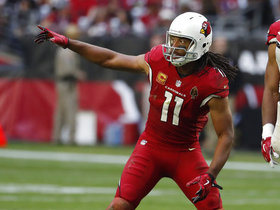 Burleson explains why Fitzgerald's numbers at 34-years-old are unreal