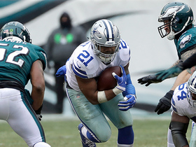Eagles D stonewalls Ezekiel Elliott on fourth-down run