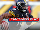 Watch: Can't-Miss Play: JuJu throws down Browns defender on MONSTER return TD