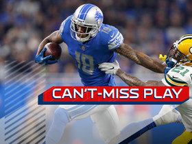 Can't-Miss Play: Kenny Golladay GETS AIR, brings in toe-tap grab