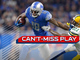 Watch: Can't-Miss Play: Kenny Golladay GETS AIR, brings in toe-tap grab