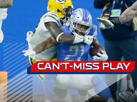 Watch: Can't-Miss Play: Abdullah somehow SPINS in for TD