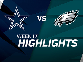 Cowboys vs. Eagles highlights | Week 17