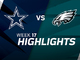 Watch: Cowboys vs. Eagles highlights | Week 17