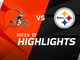 Watch: Browns vs. Steelers highlights | Week 17