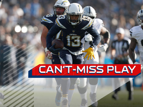 Watch: Can't-Miss Play: Keenan Allen takes Gordon's fumble to the HOUSE