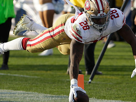 Watch: Carlos Hyde runs in second TD of the day