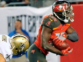 Watch: Isaiah Johnson scoops up Lewis' fumbled punt return for Bucs' TD