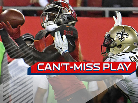 Watch: Can't-Miss Play: Chris Godwin pulls defenders into end zone for game-winning TD