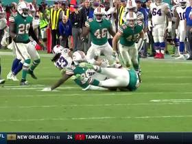 Watch: Dolphins recover onside kick in last-ditch effort to win
