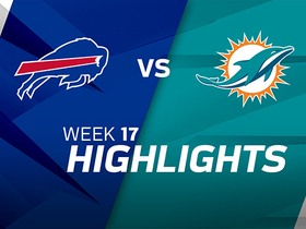 Bills vs. Dolphins highlights | Week 17