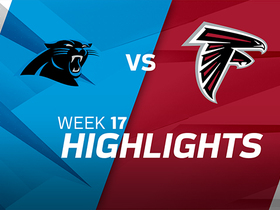 Panthers vs. Falcons highlights | Week 17