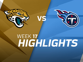 Jaguars vs. Titans highlights | Week 17