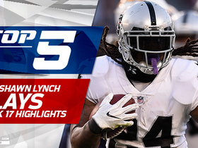 Top 5 Marshawn Lynch plays | Week 17