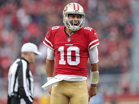 McGinest on Garoppolo: 'All 49ers fans should be very, very excited'