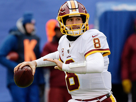 What teams would Kirk Cousins fit well with if he leaves Redskins?