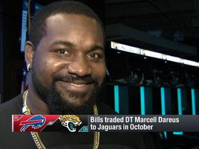 Marcell Dareus on playing former team in playoffs: 'It's gonna be fun'