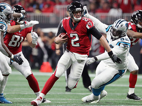NFL-N-Motion: Matt Ryan's pocket presence