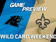 Watch: Panthers vs. Saints preview | 'Move the Sticks'