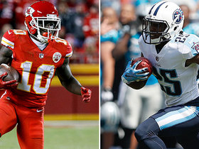 Kinkhabwala: Titans unsure if Adoree' Jackson will shadow Tyreek Hill Saturday