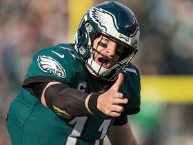 Kurt Warner: If I was giving MVP to a QB it would be Carson Wentz