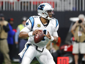 Burleson: I'm confident in Cam Newton in the playoffs