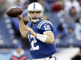 Brandt: A healthy Andrew Luck is the best QB in football