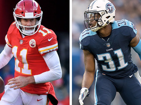 Watch: NFL-N-Motion: Chiefs' deep-passing game vs. Titans' secondary