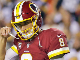 Brooks: Kirk Cousins could end up being next Joe Flacco
