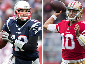 Brady or Garoppolo: Who would you rather have for the next three years?