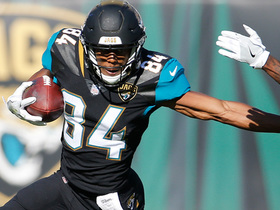 NFL-N-Motion: Keelan Cole's explosive ability after the catch
