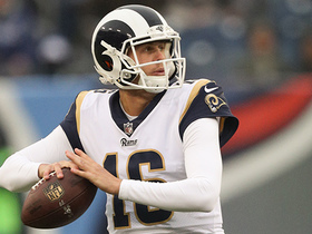 Warner: Sean McVay needs to dial something up early for Jared Goff
